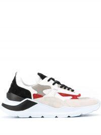 Fuga sneakers met vlakken