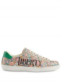 x Liberty low-top sneakers