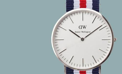 Luxe designer merk horloges voor mannen