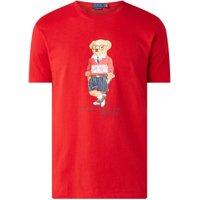 Ralph Lauren Bear T-shirt met frontprint
