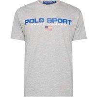 Ralph Lauren T-shirt van katoen met logoprint