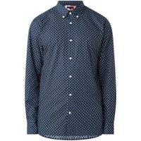 Tommy Hilfiger Regular fit overhemd met all over print
