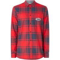 Tommy Hilfiger Regular fit overhemd met ruitdessin