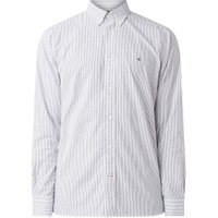Tommy Hilfiger Regular fit overhemd met streepprint